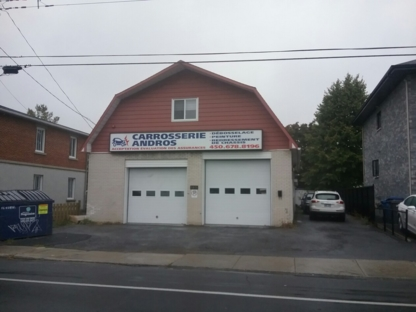 Carrosserie Andros - Auto Body Repair & Painting Shops