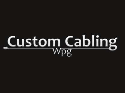 Custom Cabling wpg - Installation et câblage informatique