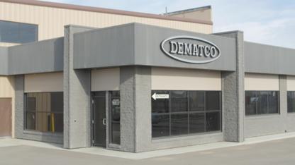 Dematco Manufacturing Inc - Fabricants de pièces et d'accessoires d'acier - 780-960-2133