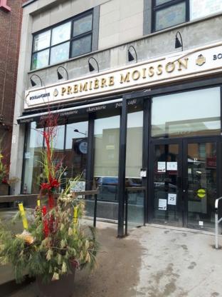 Première Moisson - Bakeries - 514-731-3322