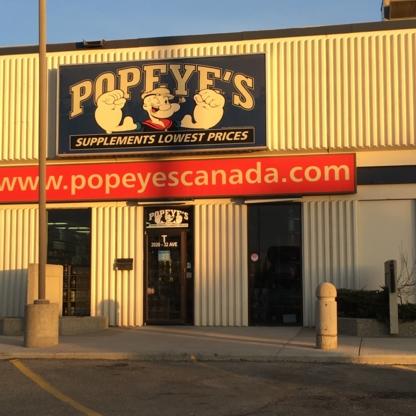 Popeye's Supplements - Magasins de produits naturels