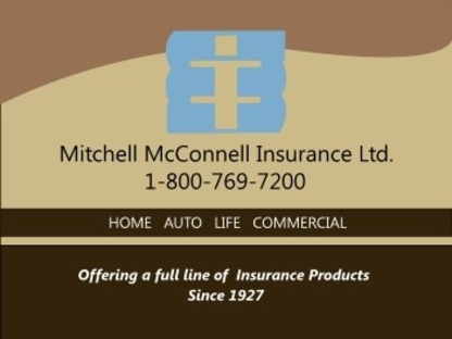 Mitchell McConnell Insurance Ltd - Insurance