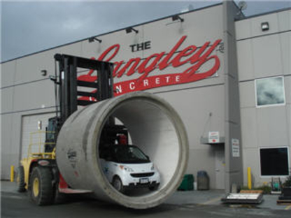 Langley Concrete Group - Pipes