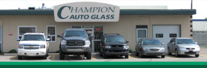 Champion Auto Glass Ltd - Auto Glass & Windshields
