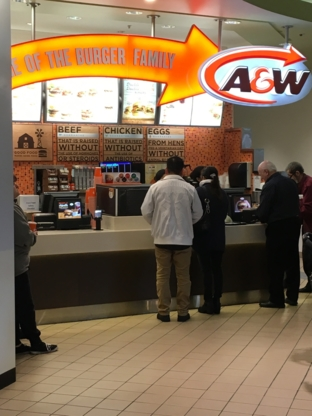 A&W - Burger Restaurants - 604-420-4912