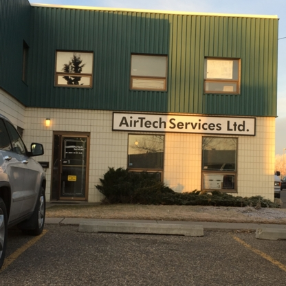 Airtech Services Ltd - Air Conditioning Contractors - 403-235-1055