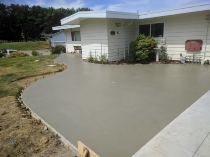 A Home of Distinction - Concrete Contractors