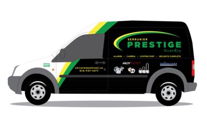 Prestige Securkey Inc - Serrures et serruriers - 514-737-1477