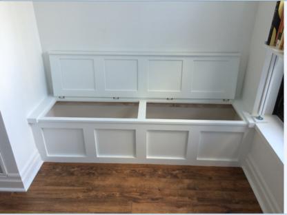 Zabuloo Wood Works - Home Improvements & Renovations