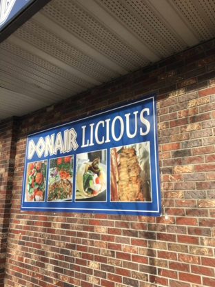 Donair Licious - Middle Eastern Restaurants - 604-554-0242