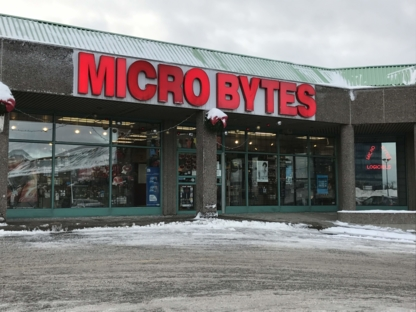 Micro Bytes - Computer Stores - 514-426-2586