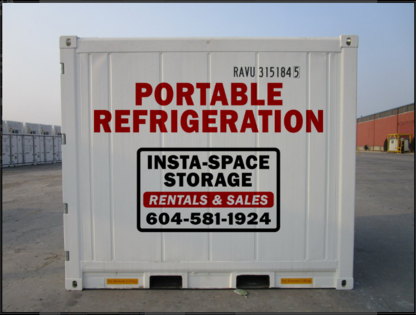 Insta-Space Storage Ltd - Storage, Freight & Cargo Containers