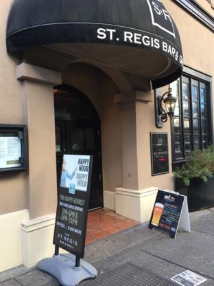 St Regis Bar & Grill - Pubs - 604-696-5558