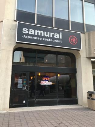 Samurai Japanese Restaurant - Restaurants - 204-944-0333