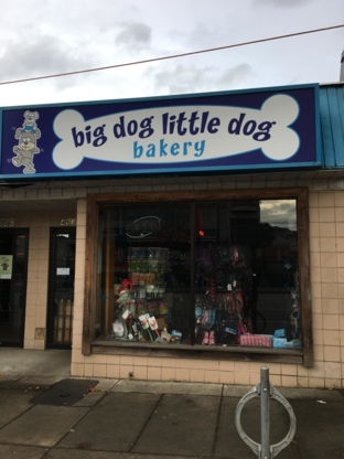 Big Dog Little Dog Bakery - Pet Food & Supply Stores