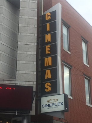 Cineplex Odeon Forum Cinemas - Movie Theatres - 514-904-1274