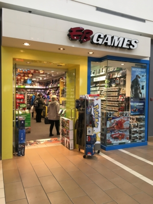 EB Games - Video Game Stores