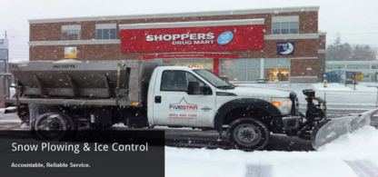 Five Star Property Services - Snow Removal