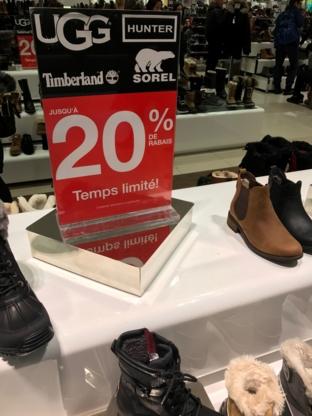 B2 - Shoe Stores - 450-688-5250