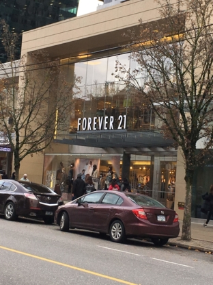 Forever 21 - Women's Clothing Stores - 604-687-2101