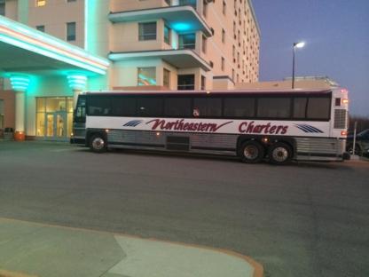 Northeastern Charters Ltd - Bus & Coach Rental & Charter - 306-752-3737