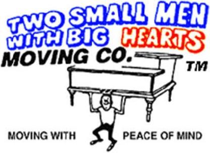 Two Small Men With Big Hearts Moving Co - Moving Services & Storage Facilities - 250-751-9844