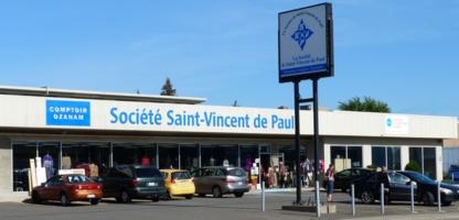 Société Saint-Vincent de Paul - Organismes de bienfaisance et communautaires