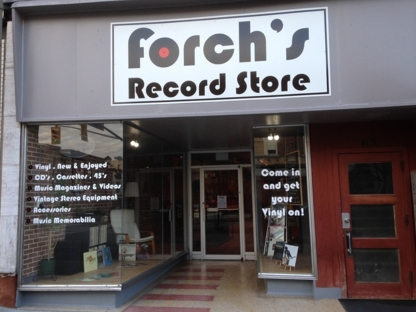 View Forch's Record Store's Guelph profile