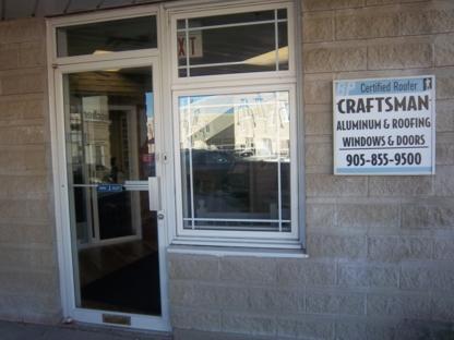 Craftsman Aluminum & Roofing Inc - Home Improvements & Renovations - 905-855-9500