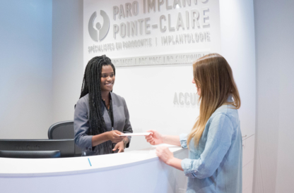 PARO IMPLANTO Pointe-Claire - Periodontists