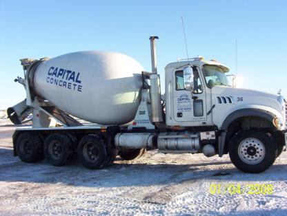 Capital Concrete - Concrete Products