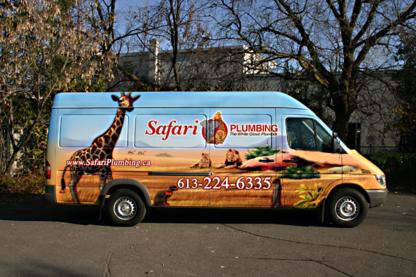 Safari Plumbing Ltd - Plumbers & Plumbing Contractors - 613-224-6335