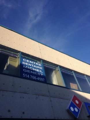 Centre Dentaire Michel Genest - Dentistes - 514-766-4597