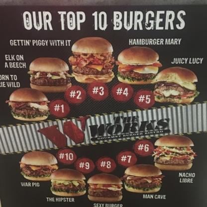 The Works - Burger Restaurants - 905-357-9675