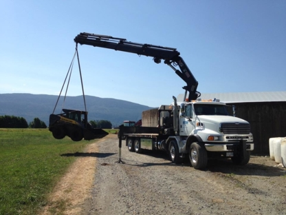 Ryco Truck & Crane Services - Crane Rental & Service