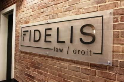 Fidelis Law Group - Avocats - 506-801-1126