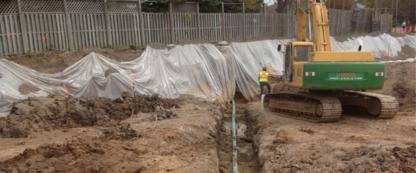 Lanmar Enviromental Solut - Installation et enlèvement de réservoirs
