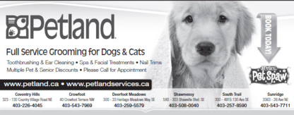 Petland - Pet Food & Supply Manufacturers & Wholesalers - 403-543-7969
