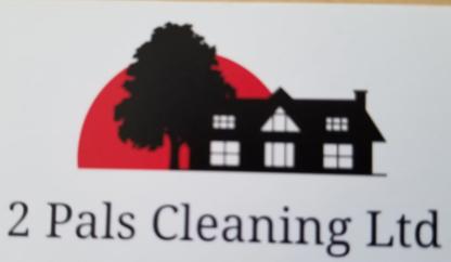 2 Pals Cleaning Ltd - Nettoyage résidentiel, commercial et industriel - 780-952-2455