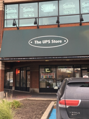 UPS Store The - Photocopies - 514-769-6245