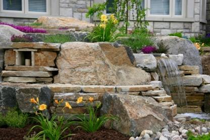 Aménagement Paysager Stone Edge - Landscape Contractors & Designers - 514-781-7441