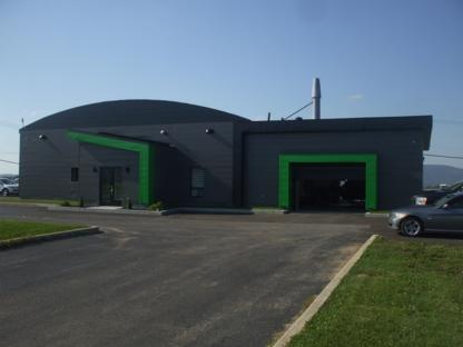 Atelier de Carrosserie St-Augustin Inc - Réparation de carrosserie et peinture automobile - 418-878-2010