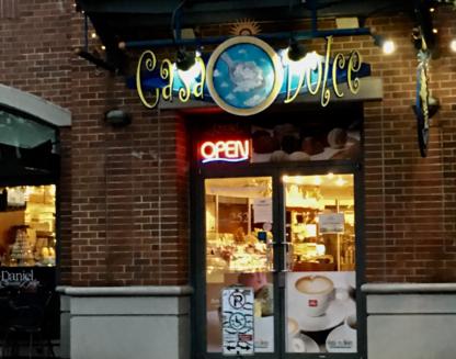 Casa Dolce Gelato & Chocolate - Restaurants - 604-461-7888