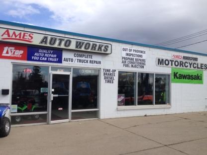 Voir le profil de Ames Automotive & Propane Ltd - Edmonton