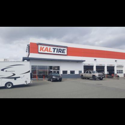 Kal Tire - Tire Retailers - 604-853-5981