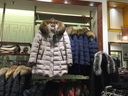 Manteaux Manteaux - Clothing Stores - 514-694-7307
