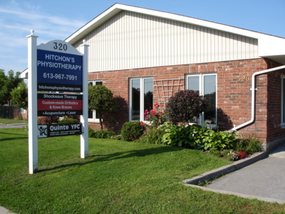 Hitchon's Physiotherapy & Rehab Centre - Physiotherapists - 613-967-7991