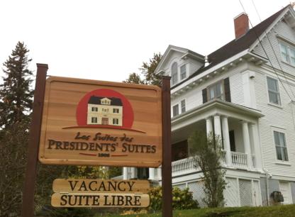 Les Suites des Presidents' Suites - Apartment Hotels