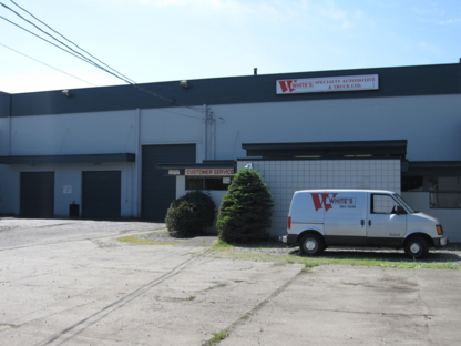 White's Specialty Automotive & Truck Ltd - Car Repair & Service - 604-984-9548