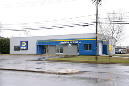 Spécialité du Frein Saint-Félicien Inc - Garages de réparation d'auto
